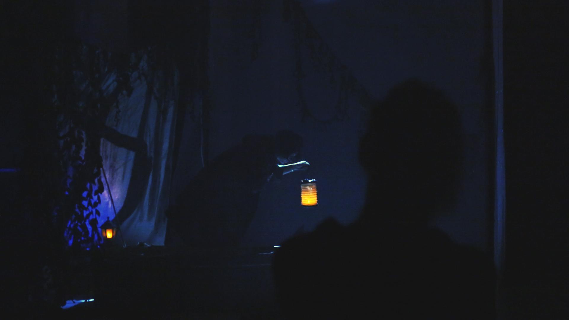 Les murmures d'Ananké -Création Nuit blanche 2016